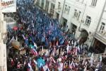 21 февраля в Москве прошла акция Год Майдану. Не забудем! Не простим! (фото)