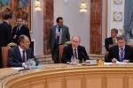 Фоторепортаж: заседание нормандской четвёрки в Минске (фото)