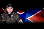 Ополченец Лия: оператор станкового гранатомёта АГС 17 отряда Спарта (фото)