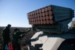 Фоторепортаж: ДНР отводит тяжёлые вооружения от фронтовой линии (фото)