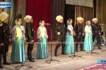 В г. Стаханов состоялся концерт казачьего ансамбля Атаман (фото)