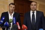 СМИ: Главы ЛНР и ДНР отказались подписать минское соглашение (фото)