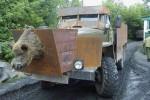 Фоторепортаж: самодельные автомобили броневики на Донбассе (фото)
