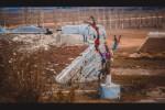 Фоторепортаж: Саур Могила. Разгромленная, но непокорённая. (фото)