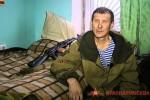 Ополченец Рыболов (спецбригада Восток): на фронт поехал втайне от жены (фото)
