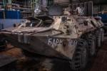 Фоторепортаж: завод по ремонту бронетехники в ДНР (фото)