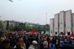 Фоторепортаж: 1 мая в Снежном (ДНР) на демонстрацию вышли 10 тысяч горожан (фото)
