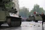 Фоторепортаж: Парад Победы в Донецке 9 мая 2015 г. (фото)