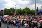 Фоторепортаж: День независимости ДНР (День Республики) 11 мая 2015 г. (фото)