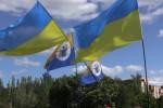 Вече в Славянске: жители города возмущены ростом тарифов (фото)